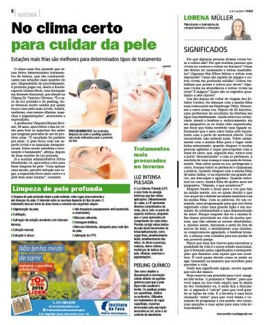 Jornal NH - Caderno Viver com Saúde